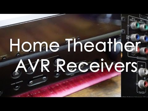 Tech Tips : Basics about AV Receiver & Home Theater Systems