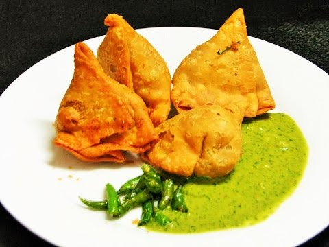 Samosa Indian Recipe