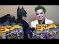 The Lego Batman Challenge