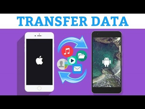 How to Move All Data from Android to iPhone/iPad