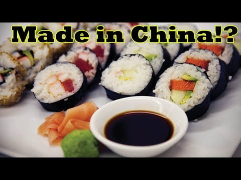 5 Surprising Food Items You Didn't Know Were CHINESE Food FIRST