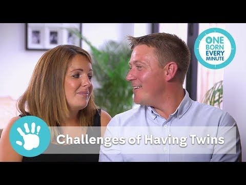 Challenges of Having Twins | One Born Every Minute