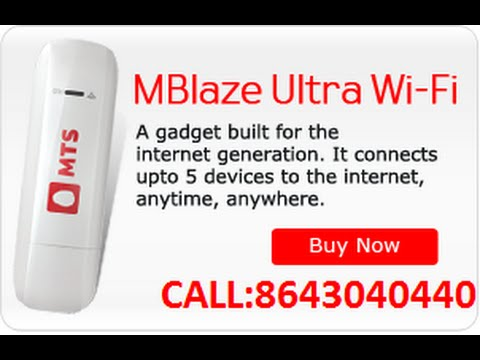 MTS wifi Data card offer at tamilnadu chennai 8643040440