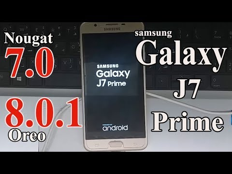 How to Update Samsung J7 Prime to android 7.0 nougat (Offical Firmware) ᴴᴰ