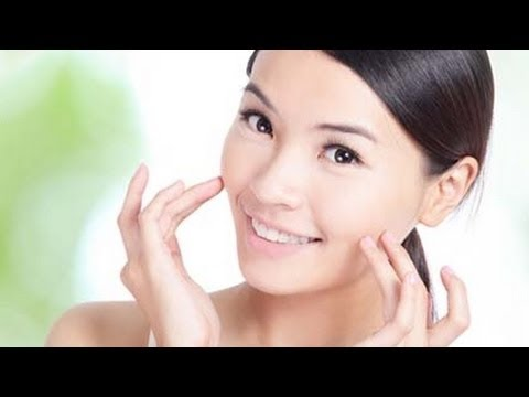 How to Get Smoother, Brighter & Younger Looking Skin - DIY Face Mask ♥