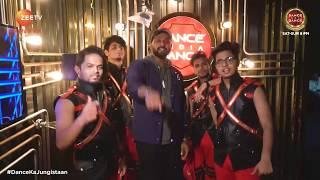 Kings United   Hardik Performance   #DanceIndiaDance