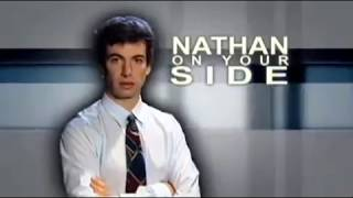 Nathan Fielder has trouble with sleeping