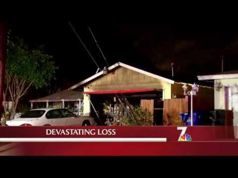 Owner Refuses to Leave Burning Home - Nov 14 2012