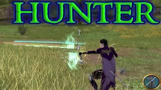 LOTRO U17 2 Minstrel Solo Leveling at 45 in Forochel's level 50 area