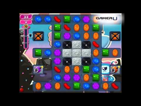 Candy Crush Saga - How to Pass Level 109
