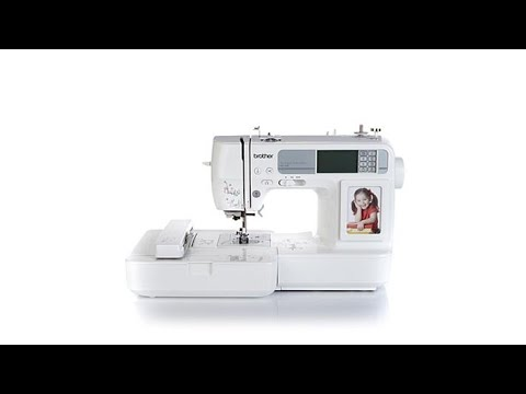 Brother Embroidery, Quilt, Serge and Sewing Machine