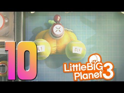 Pumpkin Car   LittleBigPlanet 3   Ep 10