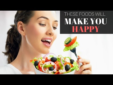 These Foods Will Boost Your Mood And Make You Happy | Health Tips | Healthy Food