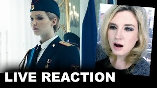 Red Sparrow Trailer 2 REACTION