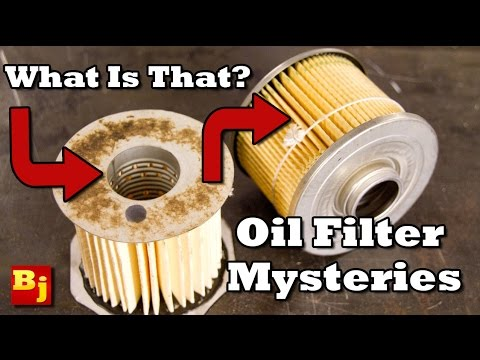 What the Crap is in My Oil Filter?  We Find the BEST and Worst Oil Filters from AutoZone