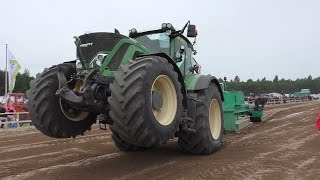 Fendt 936, Big Showpull  | Tractor Pulling
