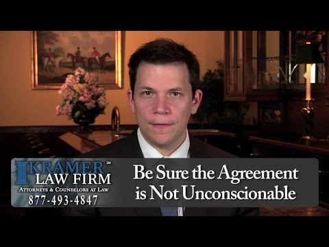 How Can I Make An Unbreakable Prenuptial Agreement? -- Orlando, FL Attorney Steve Kramer explains