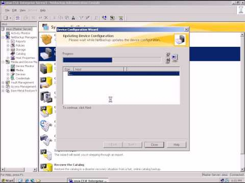 NetBackup add Tape Library - PakVim net HD Vdieos Portal