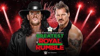 WWE Undertaker vs Chris Jericho Casket Match Greatest Royal Rumble! Rusev Pulled From WWE Breaking!