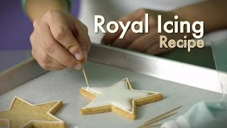 Royal Icing Recipe How To