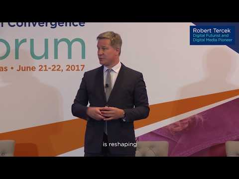 Robert Tercek Moderates 2018 Digital Convergence Forum (Highlights)