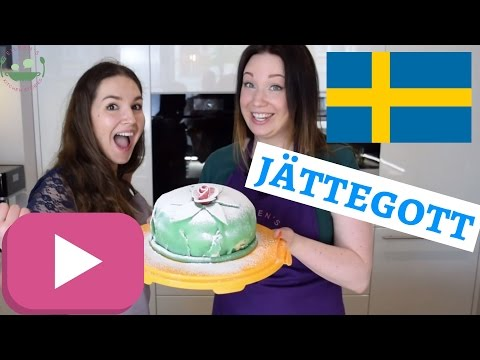 PRINSESSTÅRTA RECIPE | Swedish Princess Cake Recipe