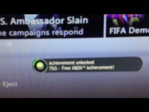 Hidden XBOX 75G Achievement - NO GAME NEEDED!
