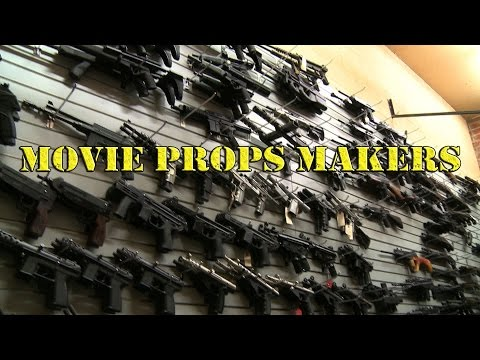 Awesome Movie Props Makers!