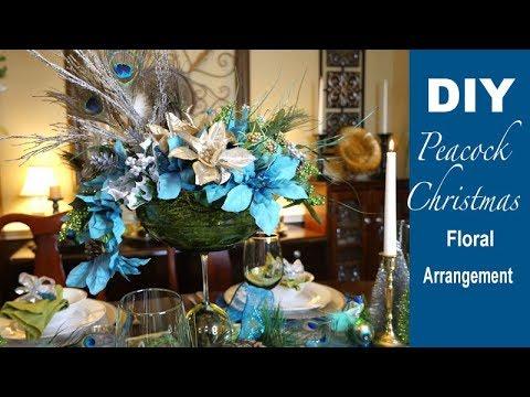 Holiday Floral Arrangement