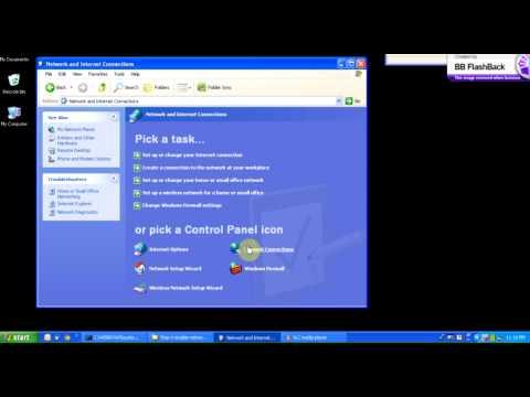 Wireless LAN in Windows XP