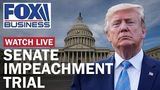 Live Trump Team Continues Defense In Senate Impeachment Trial Day 7