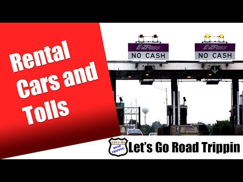 6 tips for Car Rentals and Tolls