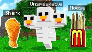 EXTREME TRY NOT TO LAUGH - FUNNY MINECRAFT FAILS!