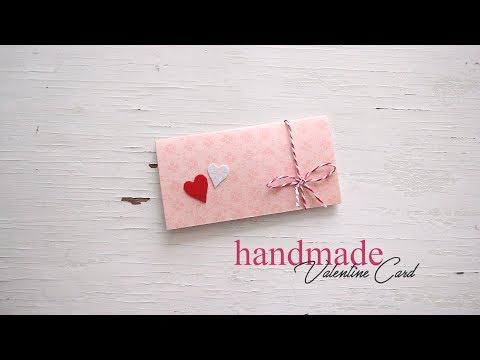 Handmade Card | Valentine Cards | DIY Cards