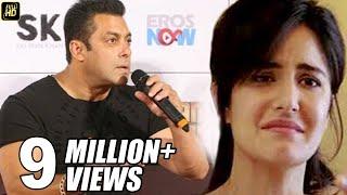 Salman Khan Gets ANGRY On Media When Asked About Ex-Girlfriends Katrina Kaif & Aishwarya Rai