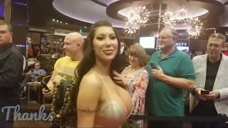 AVN Awards 2019 Red Carpet pt. 22 ft. August Taylor Jillian Janson Kimmy Granger
