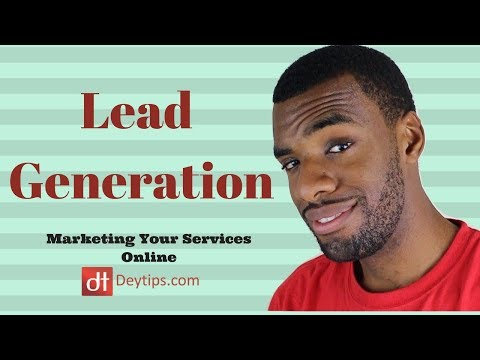 What Is Lead Generation & Why Lead Generation is important?