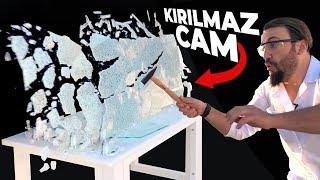 KIRILMAZ CAM NASIL KIRILIR ?