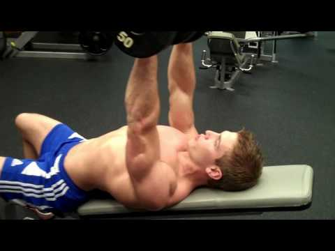 How To: Dumbbell Incline Chest Press