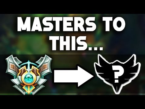 I WENT FROM MASTERS TIER TO THIS.... PLAYING WITH BEST DIANA NA - Road to Challenger Ep. 2