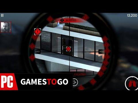 Hitman: Sniper Review