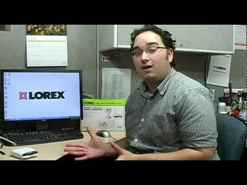How-To Set Up Remote Viewing using Skype with the Lorex LIVE Connect