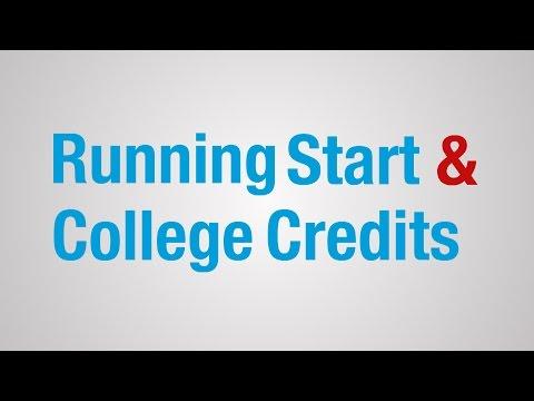 Everett Community College Running Start and College Credits