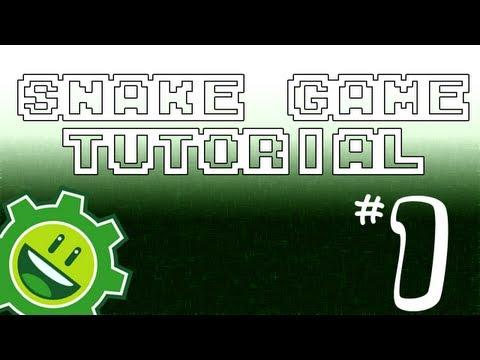 Game Maker Tutorial - Snake Game Part 1