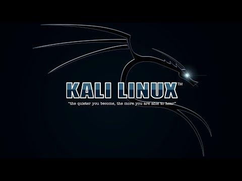 Installare ed avviare Kali Linux 2017.2 da chiavetta USB