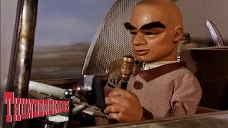 The Hood Escapes With The Film - Thunderbirds