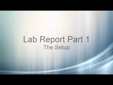 Lab Report Part 1
