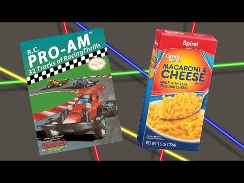 CGQ Flashback Ep. 11 - R.C. Pro-Am & Store-Brand Mac & Cheese