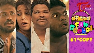 Fun Bucket | 61st Copy | Funny Videos | by Harsha Annavarapu | #TeluguComedyWebSeries