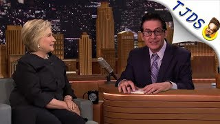 Thank You, Hillary! Our Response To The Tonight Show